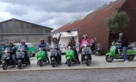 Scooter & vespa events op maat