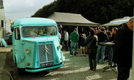 Foodtruck of koffiegeit - event op maat